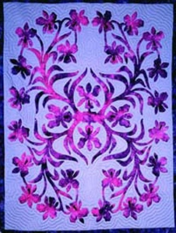 Orchid by Loretta Pasco/Raintree Hawaii
