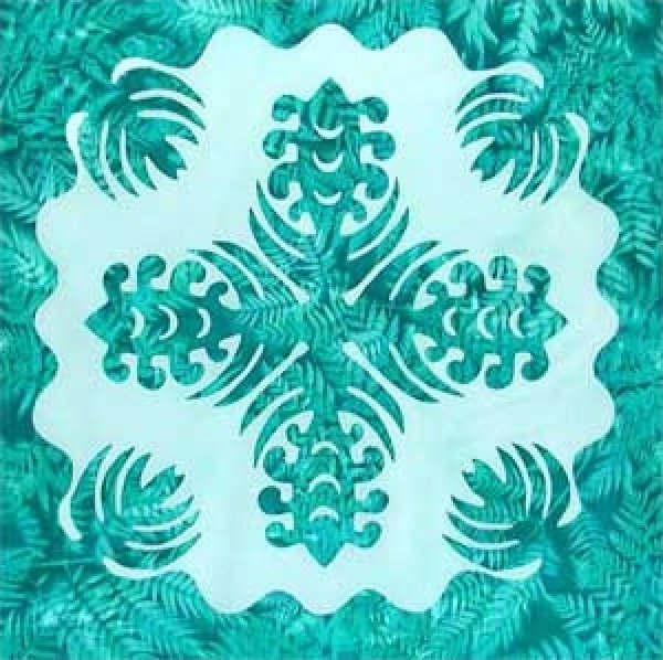 Silversword by Pacific Rim Quilting Company