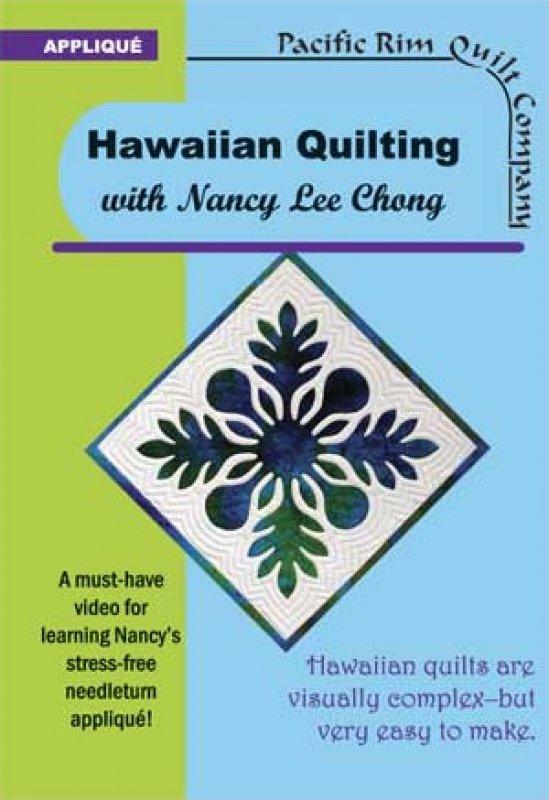 Hawaiian Quilting with Nancy Lee Chong