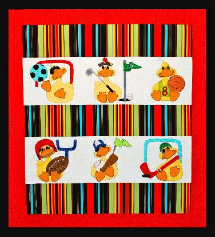 Just Ducky Sports by Desiree's Designs