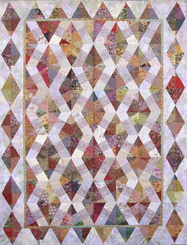 Venetian Tiles for X Blocks