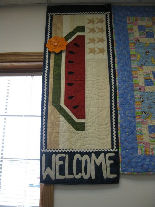 Welcome Door Dressings by Joined by the Hip