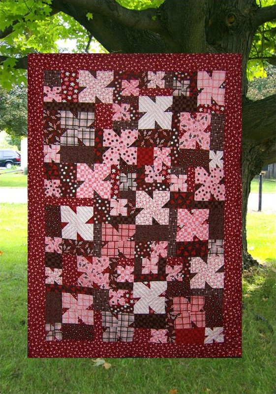 Box of Chocolates by Open Gate Quilts