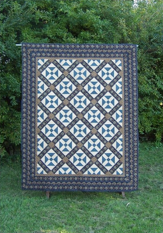Blue Moon by Open Gate Quilts : OG057