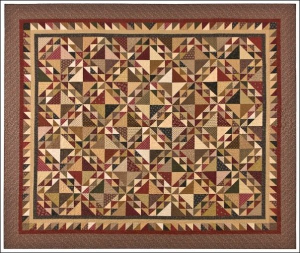 Cabin Creek by Bonnie Blue Quilts