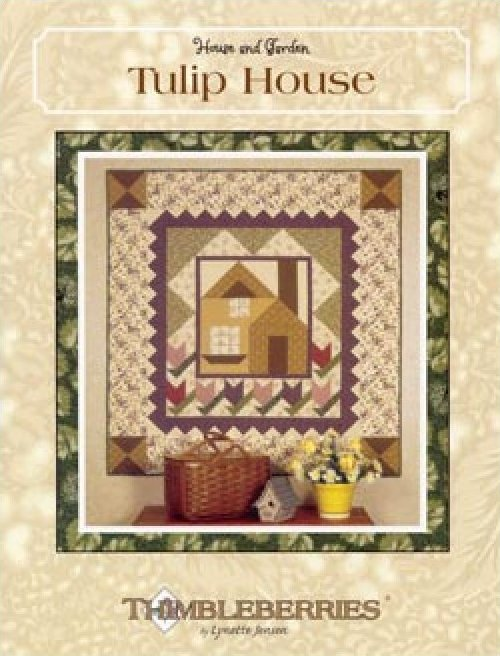 Tulip House by Thimbleberries