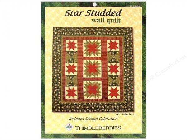Star Studded Wall Quilt by Thimbleberries