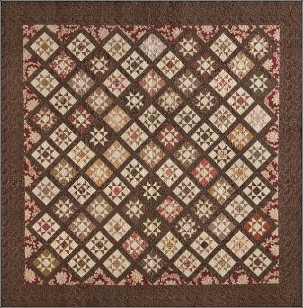 Antique Star by Bonnie Blue Quilts