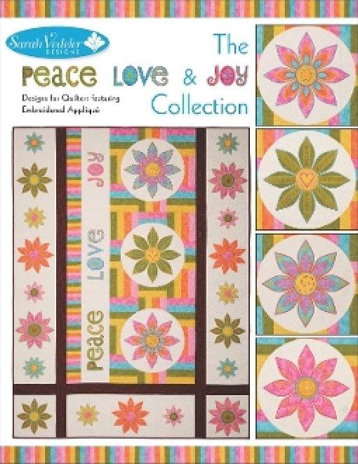 Peace Love & Joy by Sarah Vedeler Designs