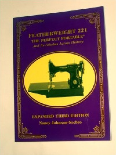 Featherweight 221 - Perfect Portable Book