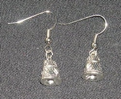 Earrings - Thimble