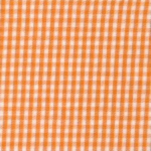 Fabric Finders - 1/16 in.  gingham check - Orange