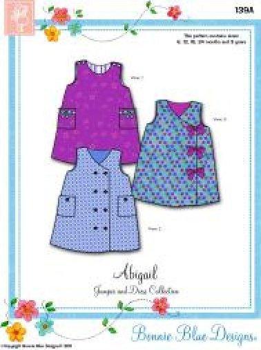Bonnie Blue - Abigail
