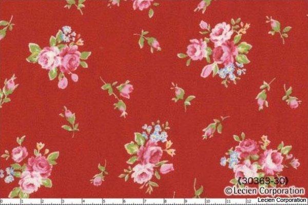 Lecien - Flower Sugar Red