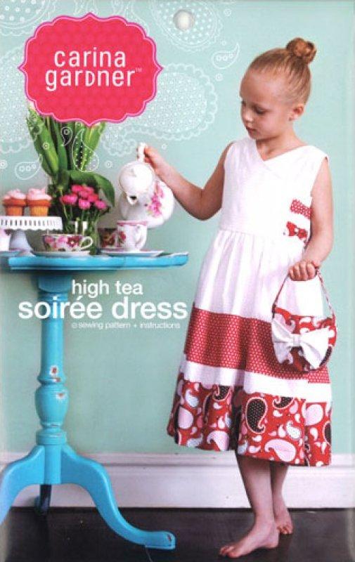 Carina Gardner - High Tea Soiree Dress