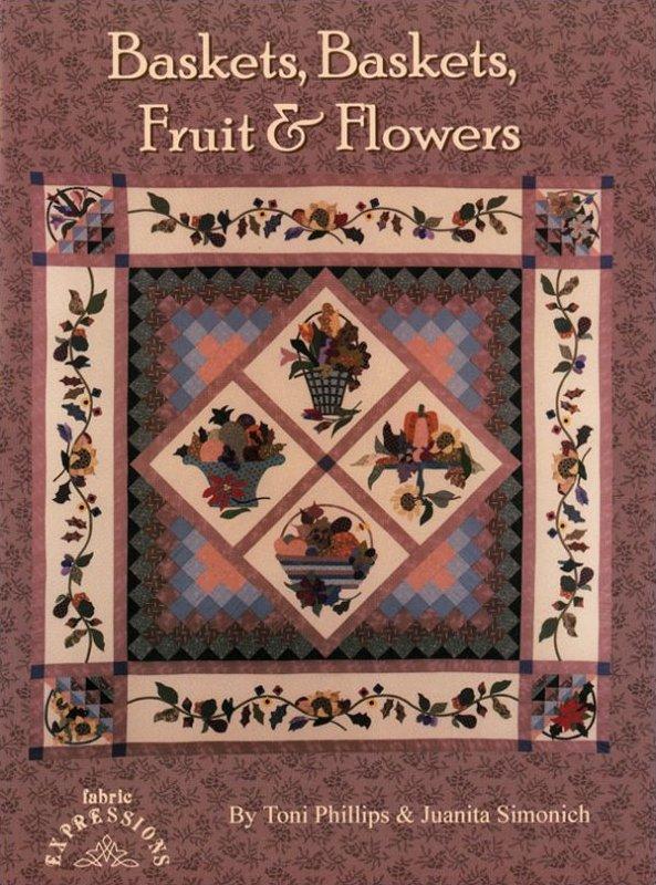 Baskets, Baskets, Fruit & Flowers