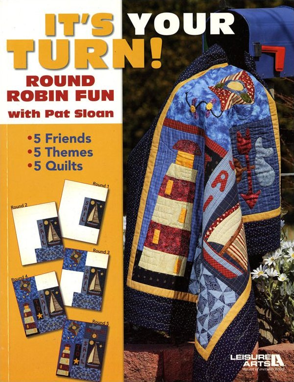 It's Your Turn - Round Robin Fun