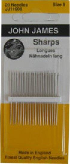 Needles - John James - Sharps