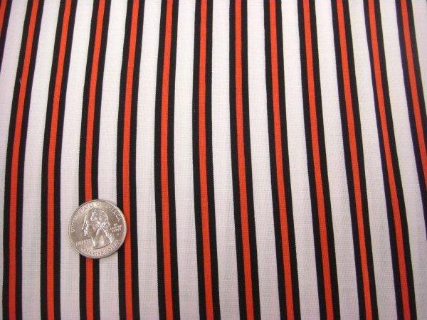 The Magic of Oz Red Black White Stripe - 1649-21863-R