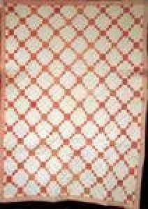 BURGOYNE SURROUNDED CRIB QUILT