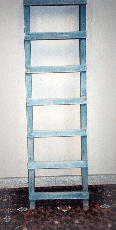 LADDER - great blue, vintage