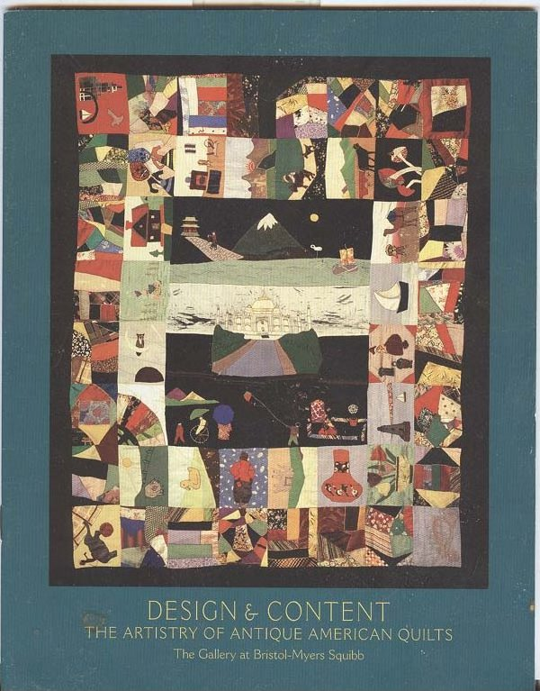 AFRICAN AMERICAN  WORLD GEOGRAPHY ANTIQUE QUILT