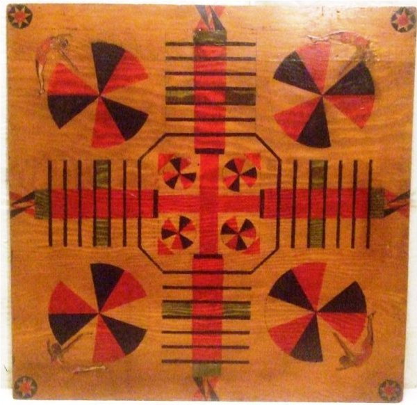 GAMEBOARD VINTAGE PARCHEESI