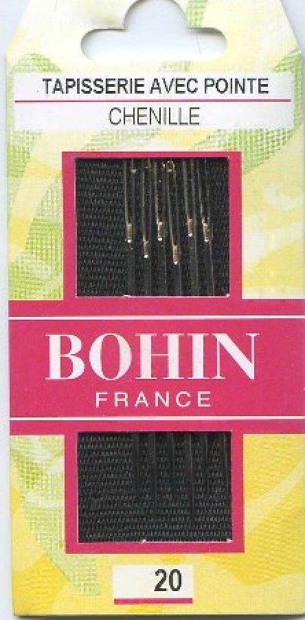 Bohin Chenille Needles size 22 6ct