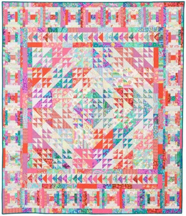 Birds in the Air (Kaffe Fassett prints)