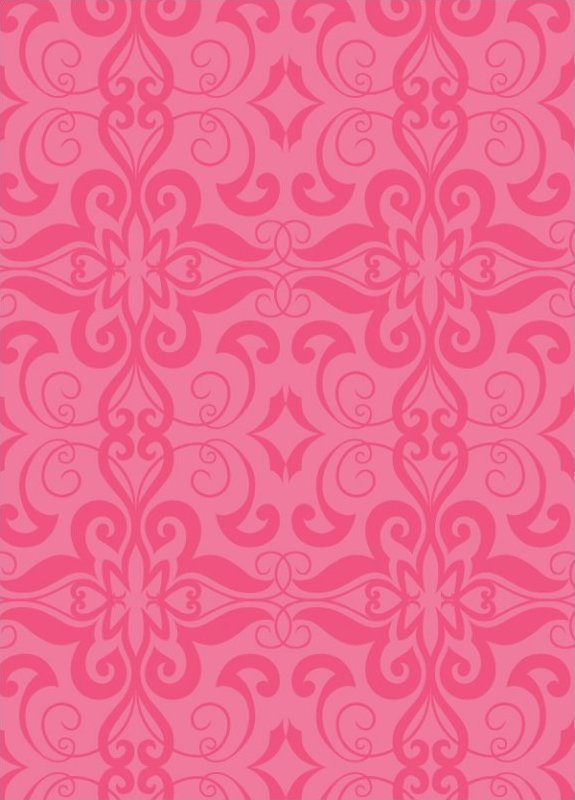 Moroccan Mirage - Pink