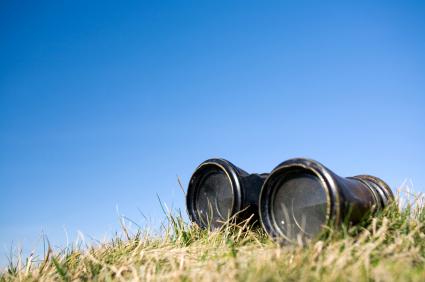 Binoculars Can be Used with Eyeshields