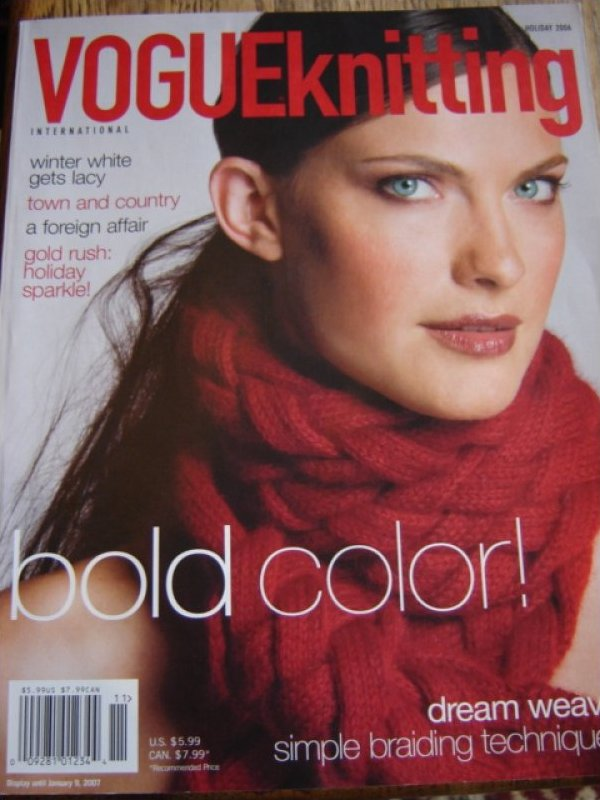 VOGUEknitting Holiday 2006