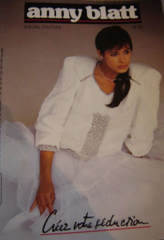 Anny Blatt Special Couture #95