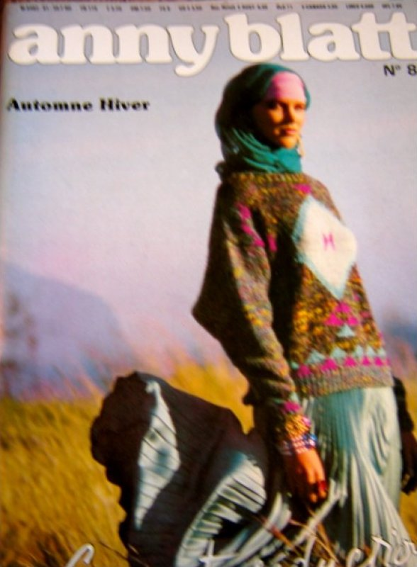 Anny Blatt Automne River #81
