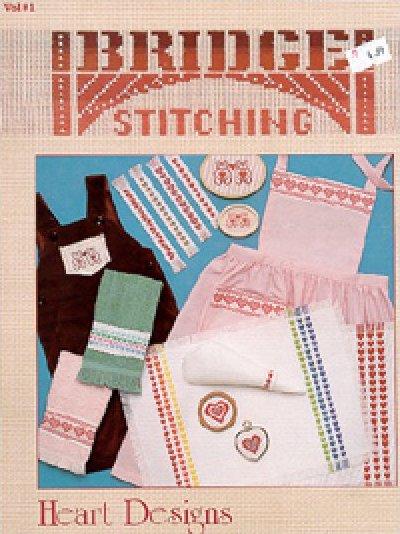 Bridge Stitching:  Heart Designs Vol 1:  BS1006
