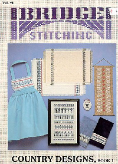 Bridge Stitching:  Country Designs Book 1:  BS1007