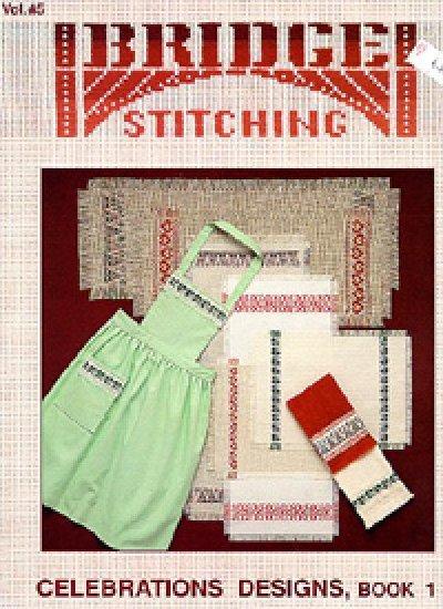 Bridge Stitching:  Celebrations Designs Book 1:  BS1002