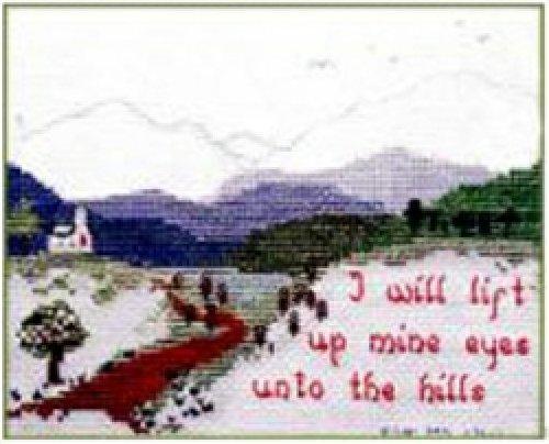 Smoky Mountains:   Psalms 121:1