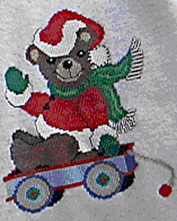 Christmas Bear:  MS31