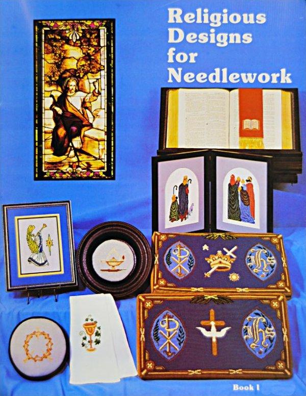 Religious Designs for Needlework