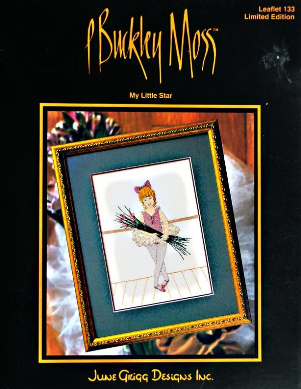 P. Buckley Moss:  My Little  Star:  COL 3001