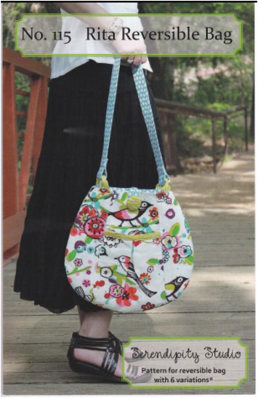 Rita Reversible Bag  No. 115