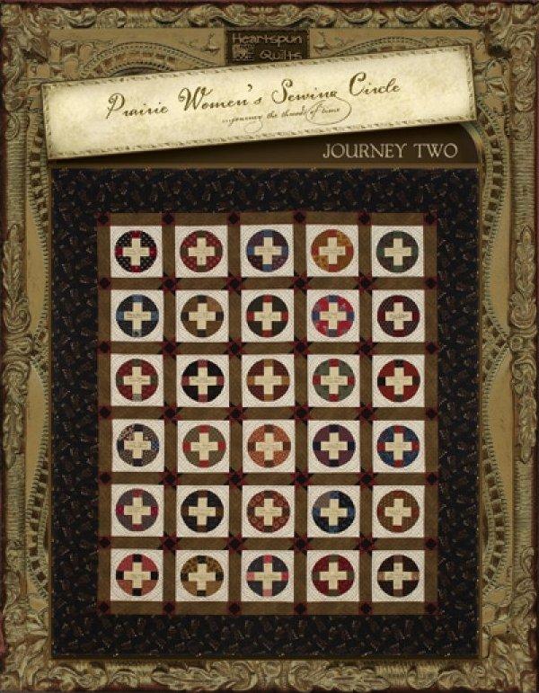 Prairie Women's Sewing Circle Club ~ Journey 2