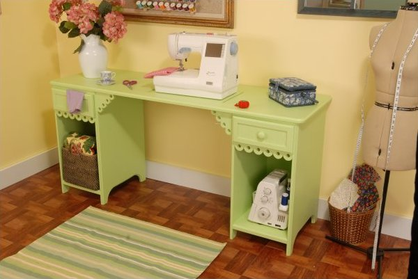 Oliva Sewing Cabinet