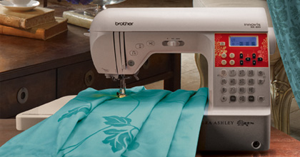 Brother Sewing Machine - Laura Ashley - Innov-is NX-800