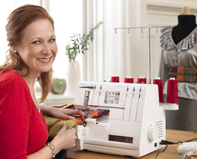Husqvarna Viking - Huskylock™ s25 - Sewing Machine Store
