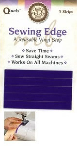 Sewing Edge - Reusable Vinyl Stop