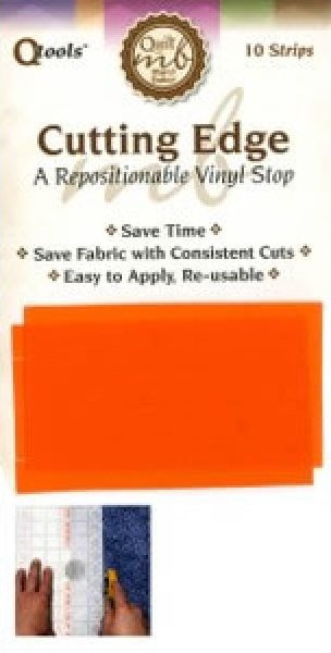 Cutting Edge - Repositionable Vinyl Stop