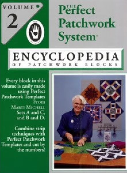 Encyclopedia of Patchwork Blocks, Volume 2 - Marti Michell