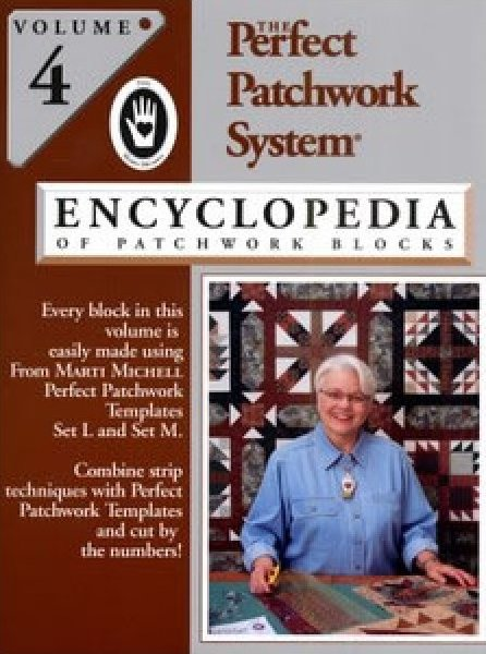 Encyclopedia of Patchwork Blocks, Volume 4 - Marti Michell